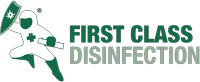 First Class Disinfection Logo